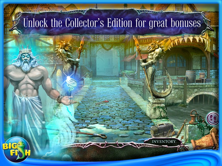 Mystery of the Ancients: Curse of the Black Water HD - A Hidden Object Adventure screenshot-3