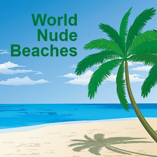 Nude Beaches for iPad icon
