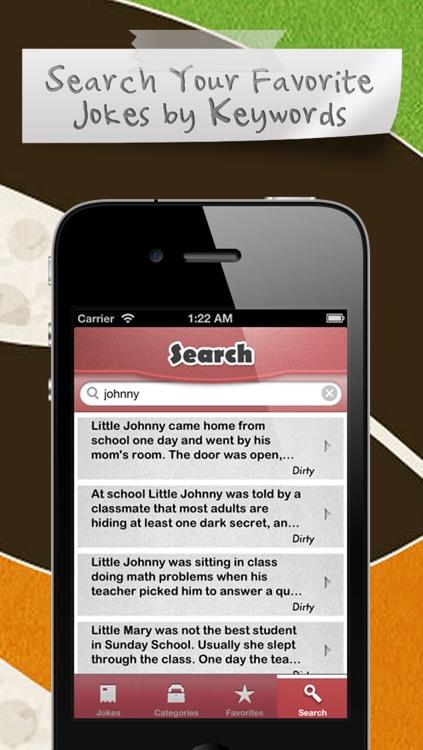 Dirty Jokes+ screenshot-4