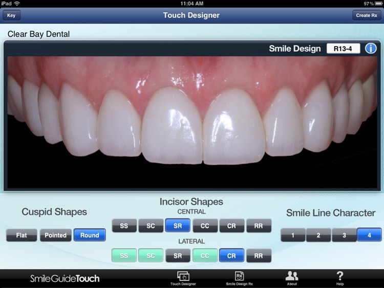 Smile Guide Touch Pro screenshot-0