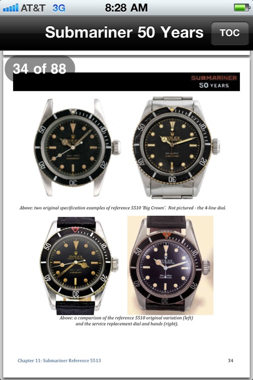 Submariner 50 Years: A Complete Guide to the Rolex Submariner (1953-2010), 2nd Ed