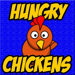 Hungry Chickens