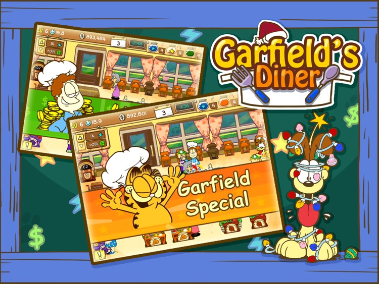La fonda de Garfield HD