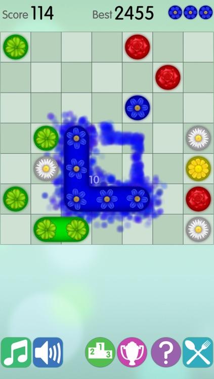 Flower Cells Free screenshot-3