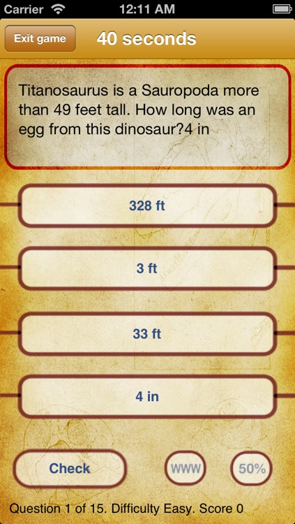 Dinosaur Book Lite: iDinobook screenshot-3