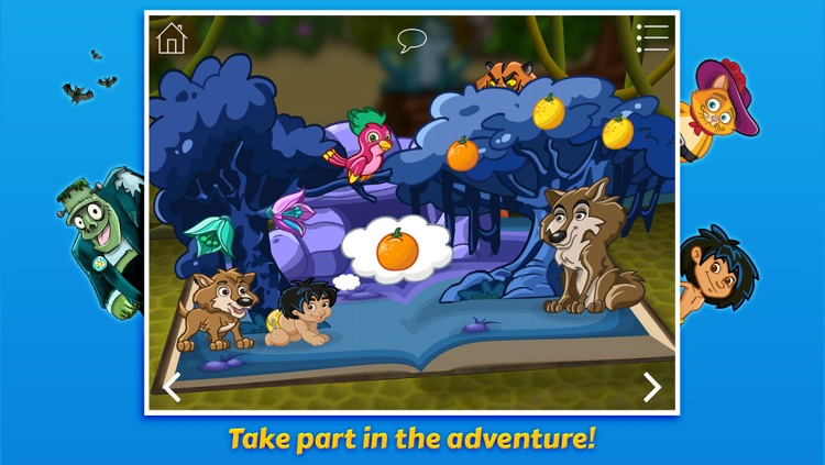 The Awesome Collection - Interactive Books, Jigsaws and Stickers screenshot-4