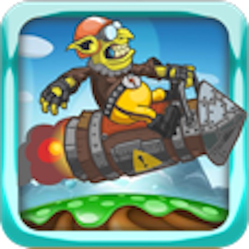 Epic Green Soldier – The Perfected Brave Rockstar Goblin icon