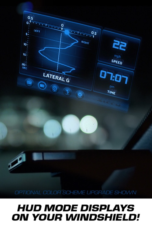 Zilla: Digital Dashboard & HUD - The Ultimate In-Car Upgrade. screenshot-3