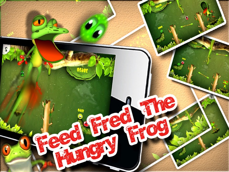 Hungry Froggie HD Pro screenshot-1