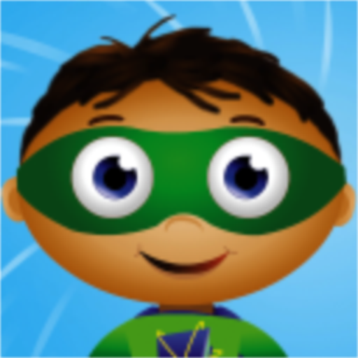 Super WHY! The Power to Read!