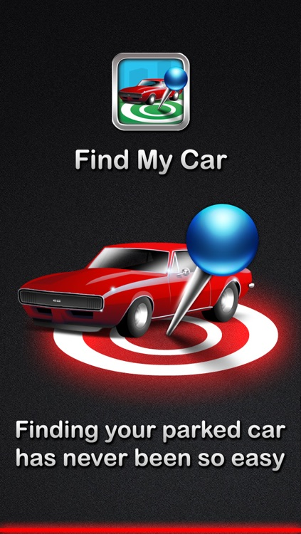 Find My Car GPS