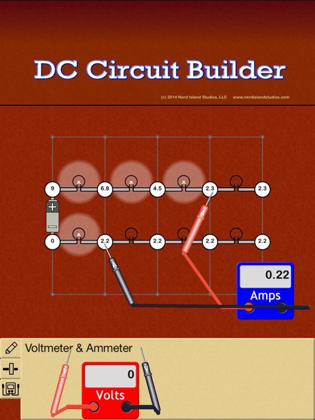 Dc Circuit Builder App - Schematic Wiring Diagram •