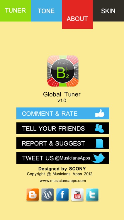 Global Tuner screenshot-4