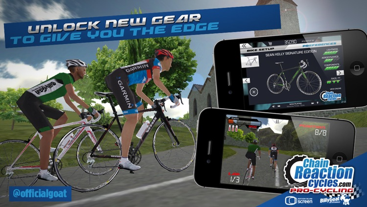 CRC Pro-Cycling screenshot-4