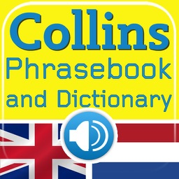 Collins English<->Dutch Phrasebook & Dictionary with Audio