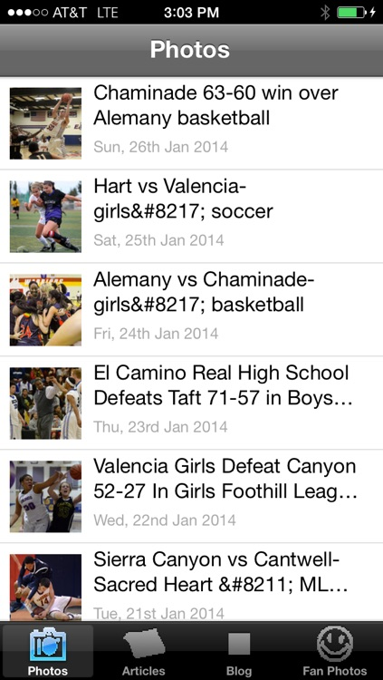 Los Angeles Daily News Prep Sports
