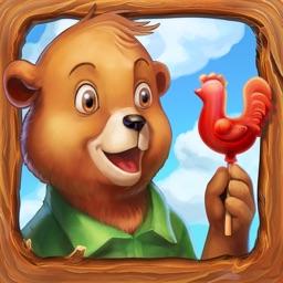 Goldilocks and the three bears: WonderBook.