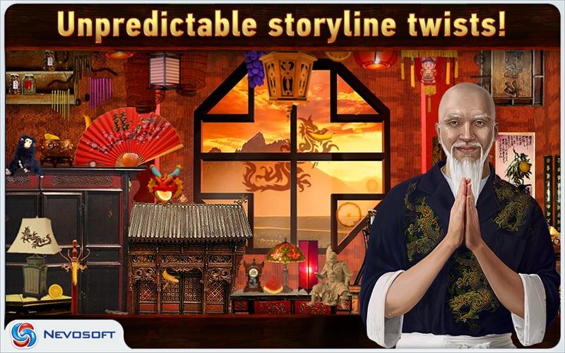 Mysteryville Lite: hidden object investigation screenshot 2