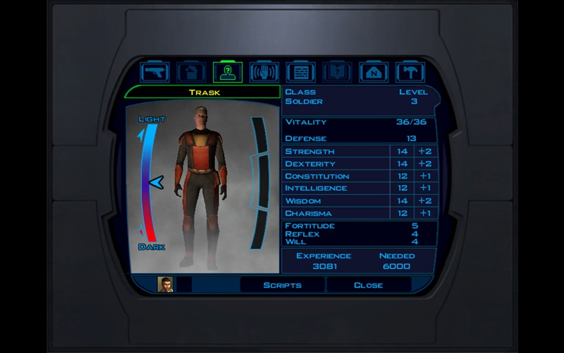 Screenshot #5 for Star Wars®: Knights of the Old Republic®