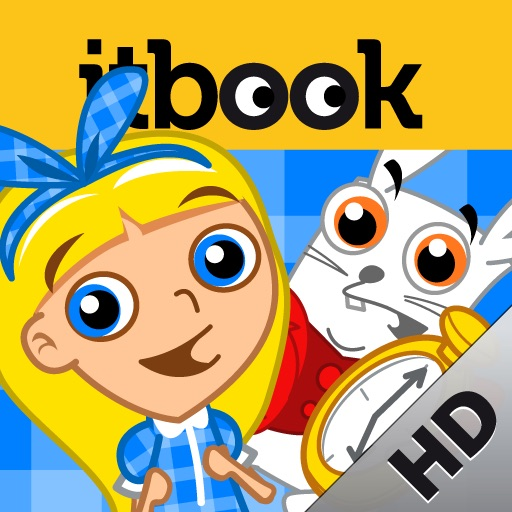 ALICE'S ADVENTURES IN WONDERLAND HD. ITBOOK STORY