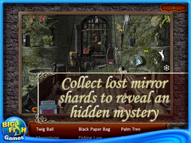 Hidden in Time: Mirror Mirror HD (Full) screenshot-4
