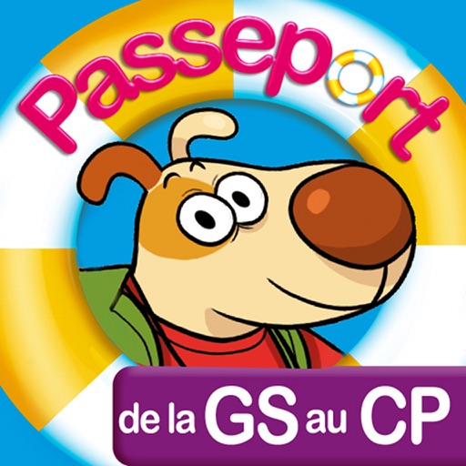 Passeport de la Maternelle au CP : Le tour du monde d'Oscar
