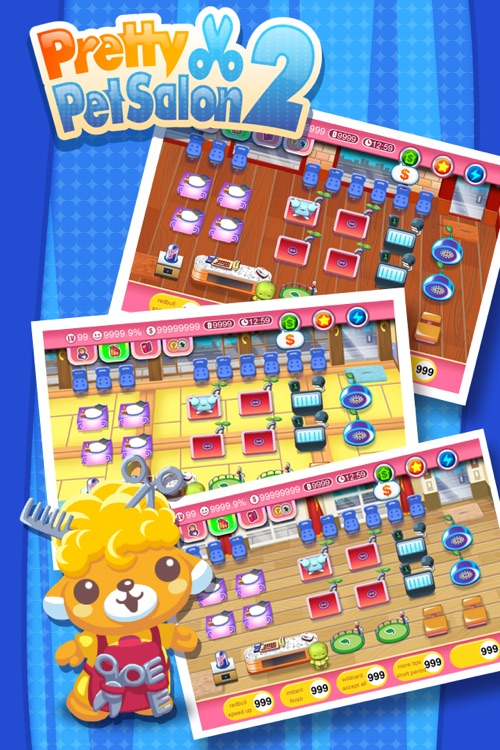 Pretty Pet Salon 2 screenshot-3