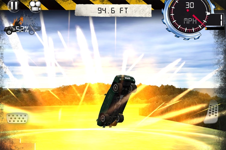 Top Gear: Stunt School screenshot-3