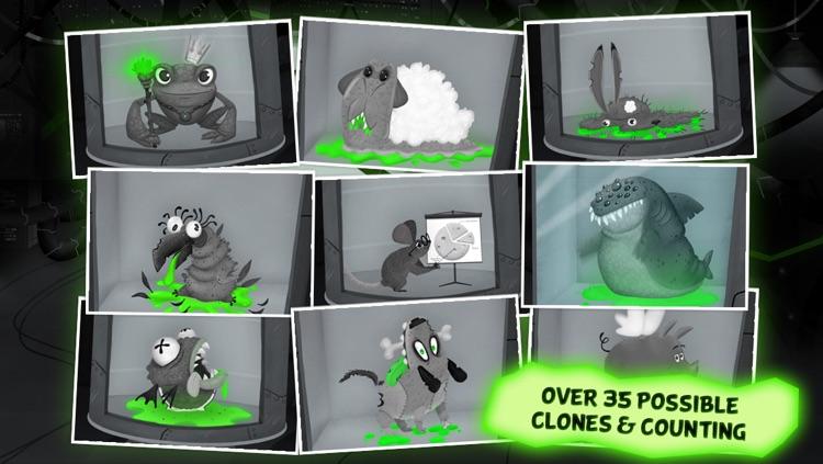 Dr. Woo's Twisted Clone Shop screenshot-3