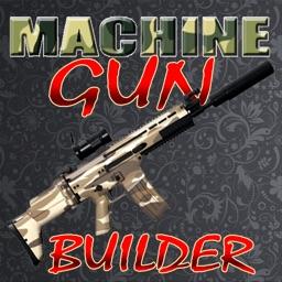 Military Machine Gun Builder lite - Build & Shoot Cool Guns
