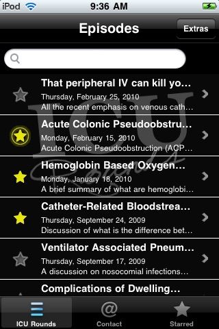 ICU Rounds screenshot-1