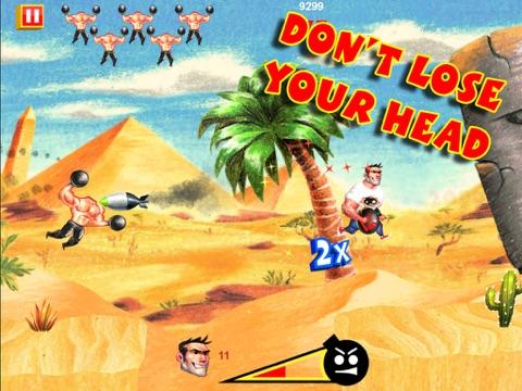 Скачать игру Serious Sam: Kamikaze Attack!