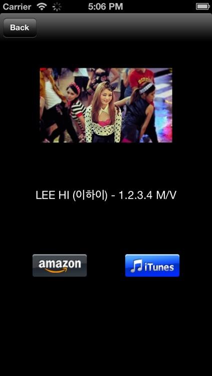 K-POP Hits! (FREE) - Get The Newest K-POP Charts! screenshot-4