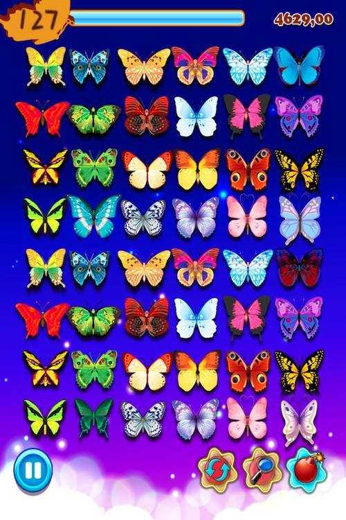 蝴蝶连连看HD