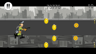 Zombie Shooter Army - Killer Attack Squad In New York City Free screenshot one