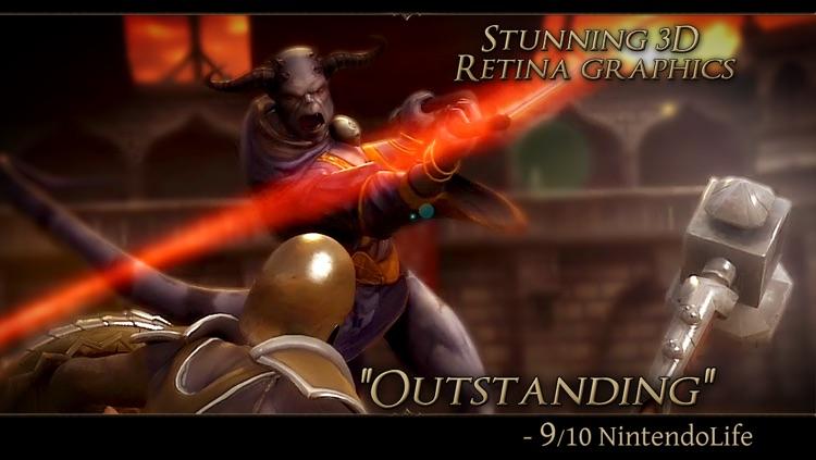 Rage of the Gladiator Premium