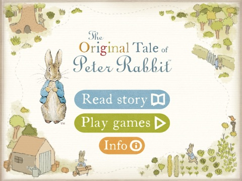 The Original Tale of Peter Rabbitのおすすめ画像1