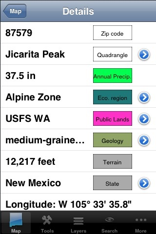 Geology NM screenshot-3