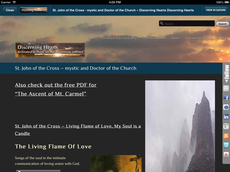 Discerning Hearts for iPad screenshot-3