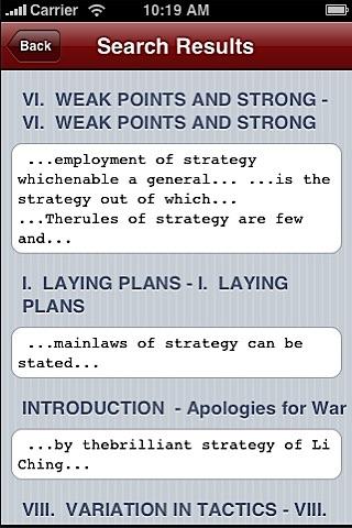 Art Of War By Sun Tzu screenshot-3