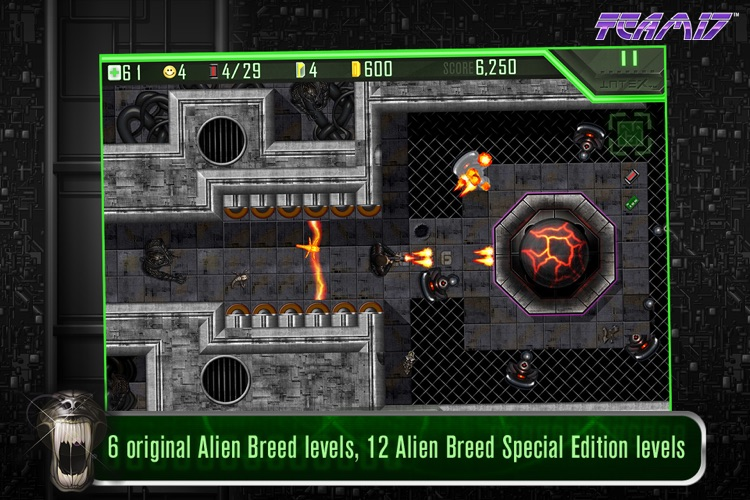 Alien Breed screenshot-3
