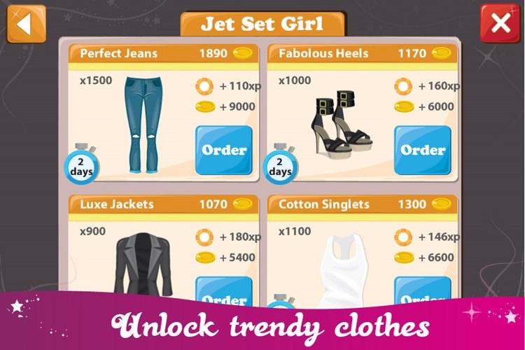 Fashion City - World of Fashion screenshot-4