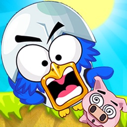 Chicks Revenge : Tiny Pig Killer Game