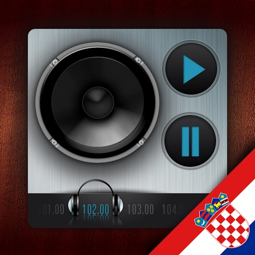 WR Croatia Radios icon