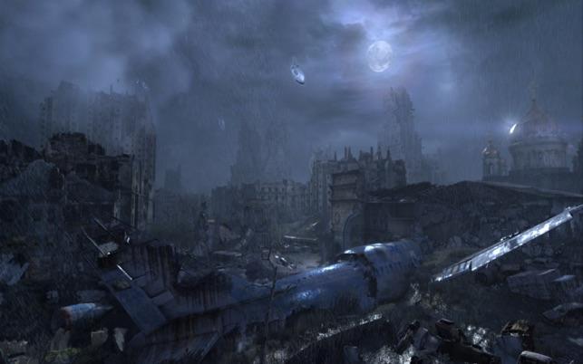 Метро 2033: Луч Надежды Screenshot