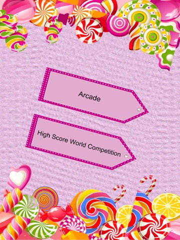 Sweets Matcher - A free mash 3 mania puzzle game-ipad-1