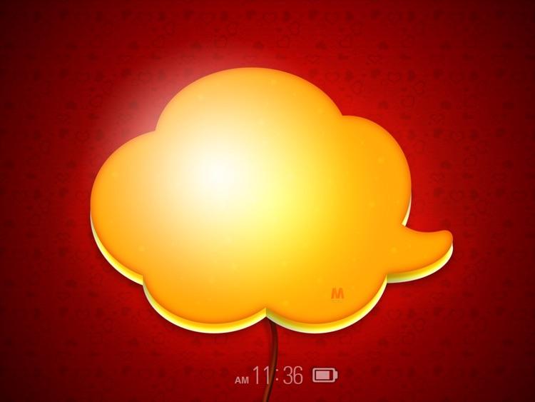 Sleep Lamp for iPad screenshot-3