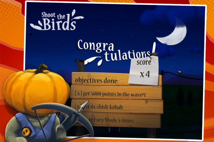 Shoot The Birds screenshot-3