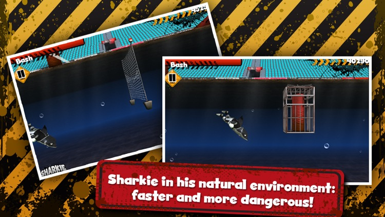 Sharkie screenshot-4