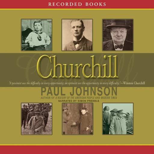 Churchill (Audiobook)